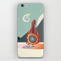 zodiac iPhone & iPod Skins featuring The zodiac by /CAM