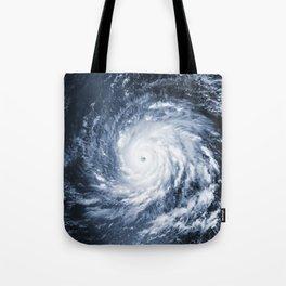 Hurricane Igor Tote Bag