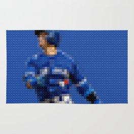 BlueJays - Legobricks Rug