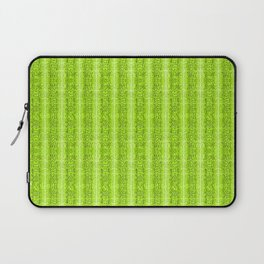 Green Snake Skin Animal print Wild Nature Laptop Sleeve