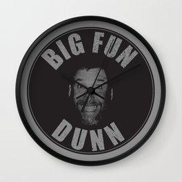 Big Fun Dunn Wall Clock