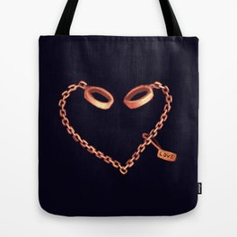 love or freedom Tote Bag