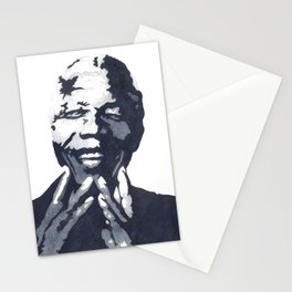 Nelson 'Madiba' Mandela Stationery Cards