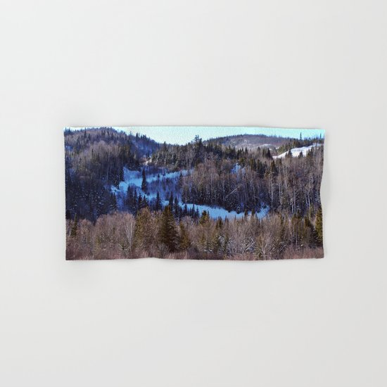Switchback Trail Hand & Bath Towel