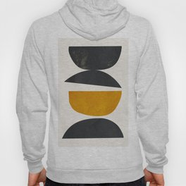 abstract minimal 23 Hoody