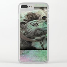 Valentino Clear iPhone Case