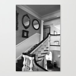 Haunted Hotel Canvas Print