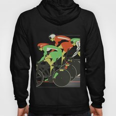 Velodrome Bike Race Hoody