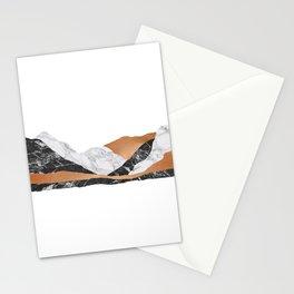 Marble Landscape I, Minimal Art Stationery Cards