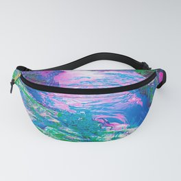 Psychedelic Falls Fanny Pack