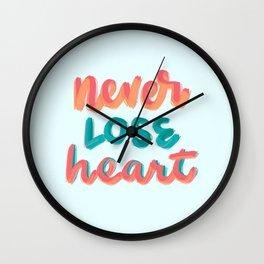 2 Cor 4:16 Wall Clock
