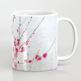 Beautiful Cherry Blossoms at the Imperial Palace in Kyoto, Japan Coffee Mug