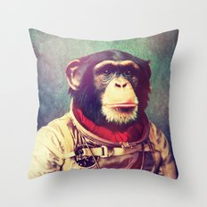 Above And Beyond Throw Pillow