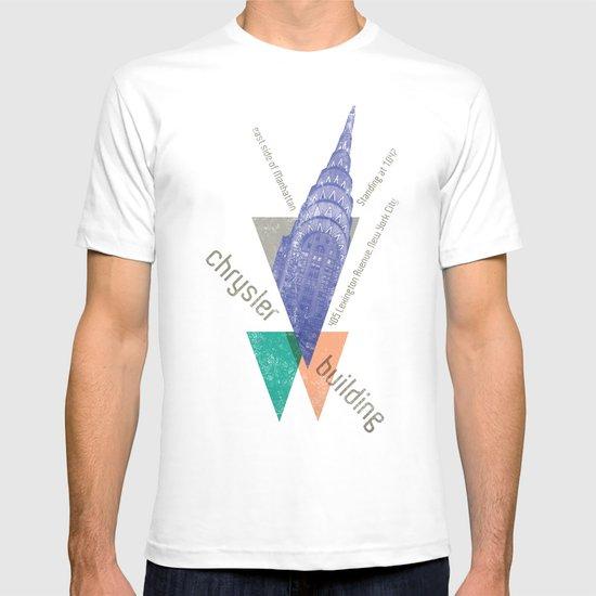 chysler building T-shirt