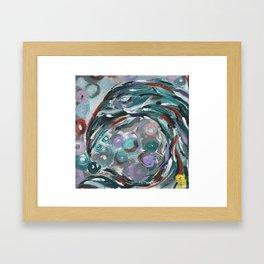 Opposed:02 Framed Art Print