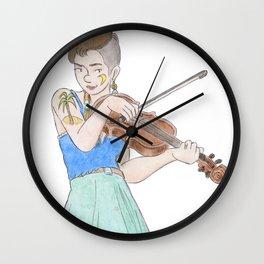 Lillie Mae Wall Clock