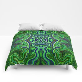 Abstract #1 - VII - Electric Light Orchestra Comforters
