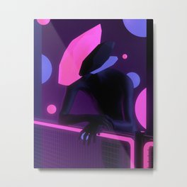 Crystal Boy Metal Print