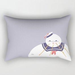 Stay Puft Rectangular Pillow