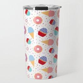 Donuts party Travel Mug