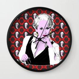 Mean Bitches - Miranda Priestly Wall Clock