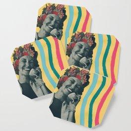 Yes, Karen Coaster