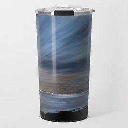 Moonlit Clouds Travel Mug