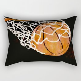 Ball is life Rectangular Pillow