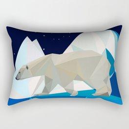 polar night Rectangular Pillow