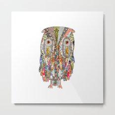 I CAN SEE IN THE DARK Metal Print