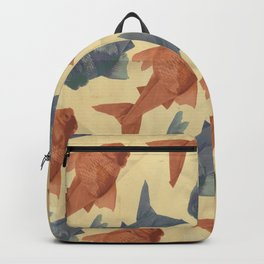red fish blue fish Backpack