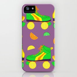 Fruit Roll iPhone Case