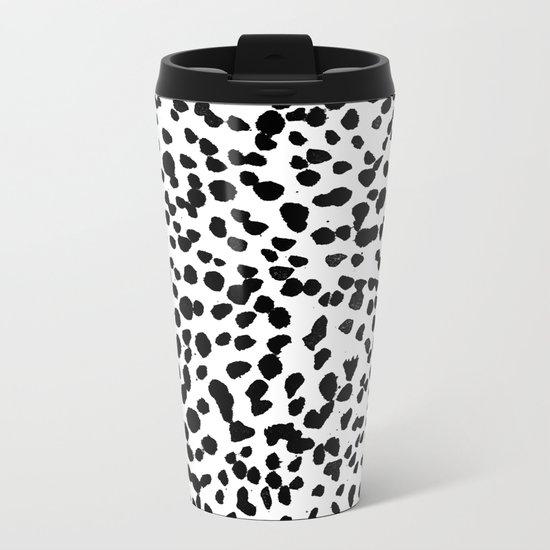 008A Metal Travel Mug