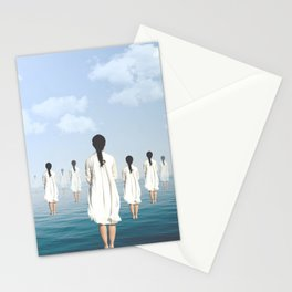 Fregoli D. Stationery Cards