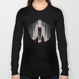 Molten Hexagon Long Sleeve T-shirt