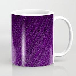 Funky Dark Purple Coffee Mug