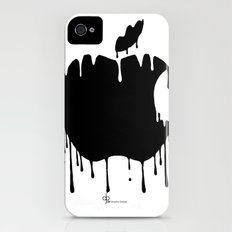 Melted Apple Slim Case iPhone (4, 4s)