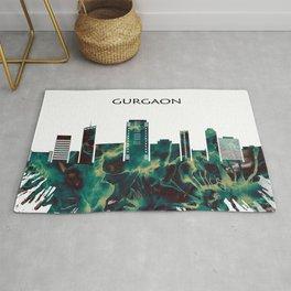 Gurgaon Skyline Rug