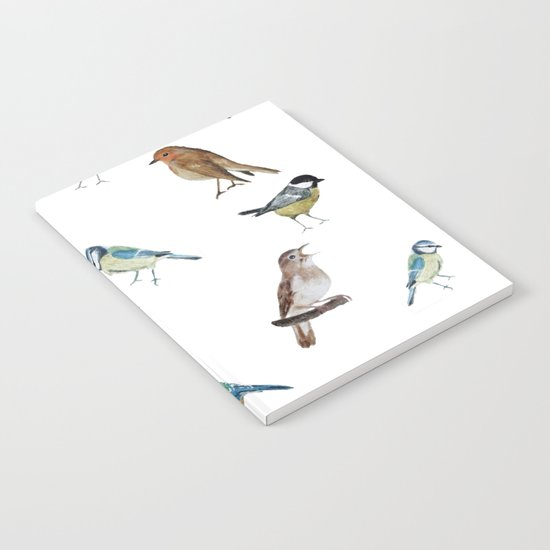I love birds Notebook