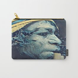 Papua Flute Player IV Carry-All Pouch