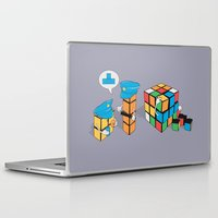 camouflage Laptop & iPad Skins featuring Camouflage by Ava Guerrero