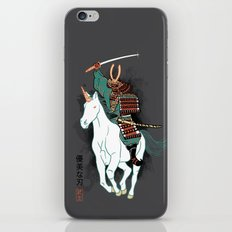 Uniyo-e iPhone Skin