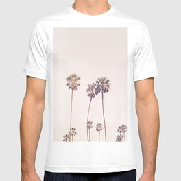 Sunny Cali Palm Trees T-Shirt