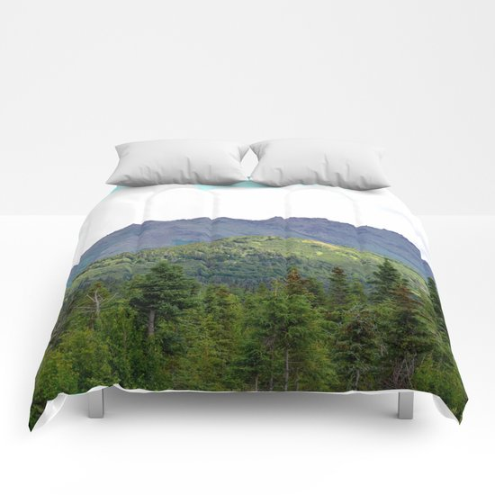 The Mountains Are Calling . . . Comforters