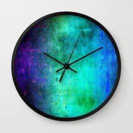 Abstract Coding Wall Clock