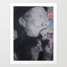 Common Murakami Art Print