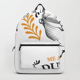 I love my Dutch Oven Backpack