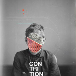 Framed Art Print - Contrition - Frank Moth