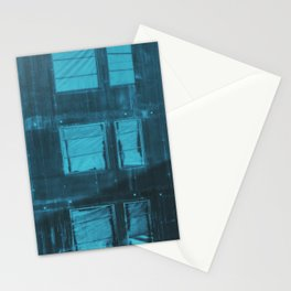 Somewhere behind a window Stationery Cards