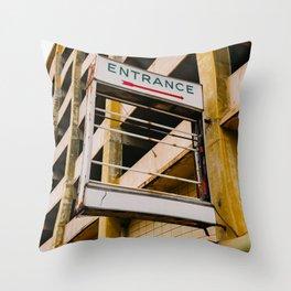 Alabama Architecture XV Throw Pillow